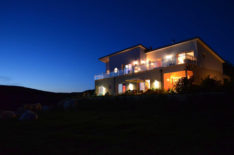 Fen tres sur mer 3 chambres d 39 h tes vue mer spa sauna for Varengeville chambres d hotes