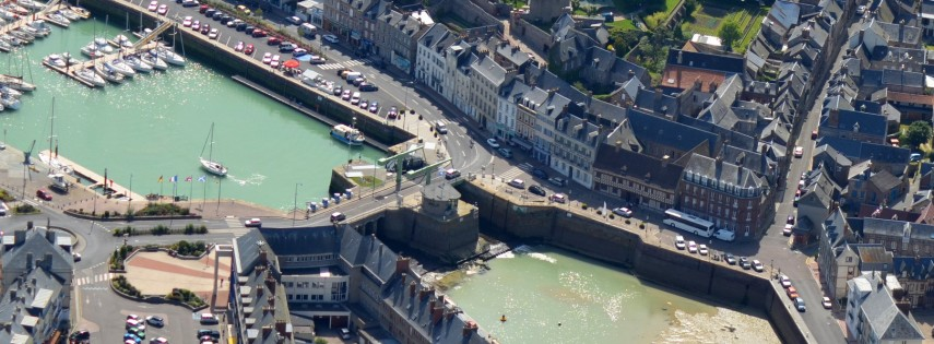 D couvrez la seine maritime et laissez vous surprendre - Port de plaisance saint valery en caux ...